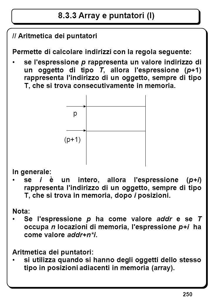 5.5 Manipolazione dei file (I)