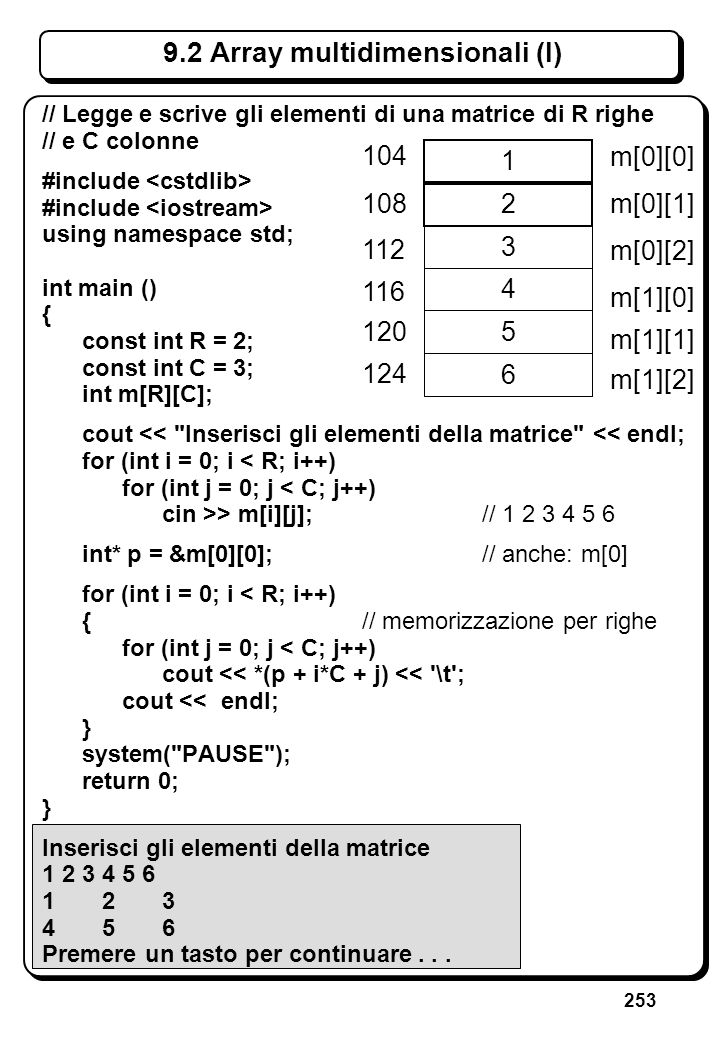 5.5 Manipolazione dei file (IV)