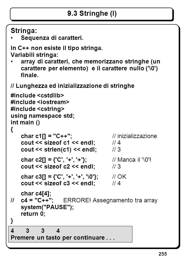 5.5 Manipolazione dei file (VI)