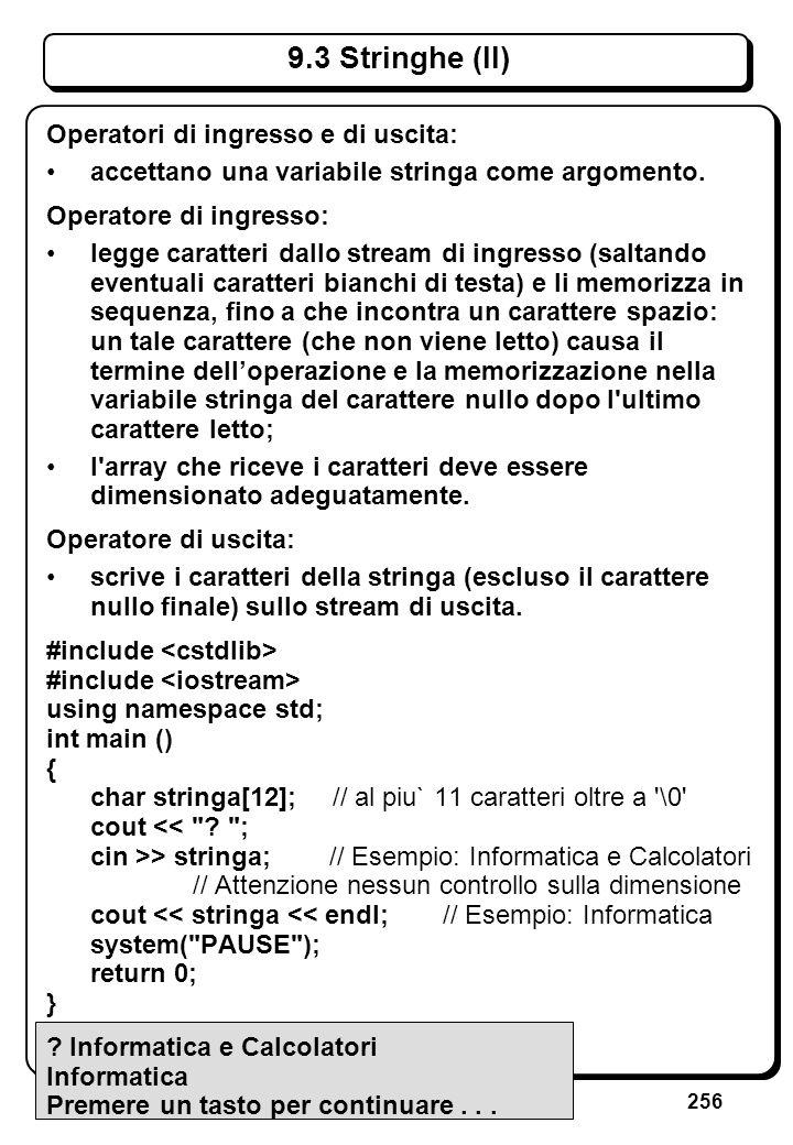 5.5 Manipolazione dei file (VII)