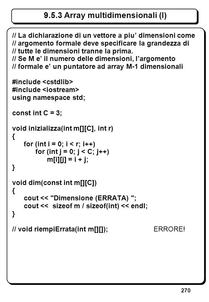 7.8 Funzioni senza argomenti