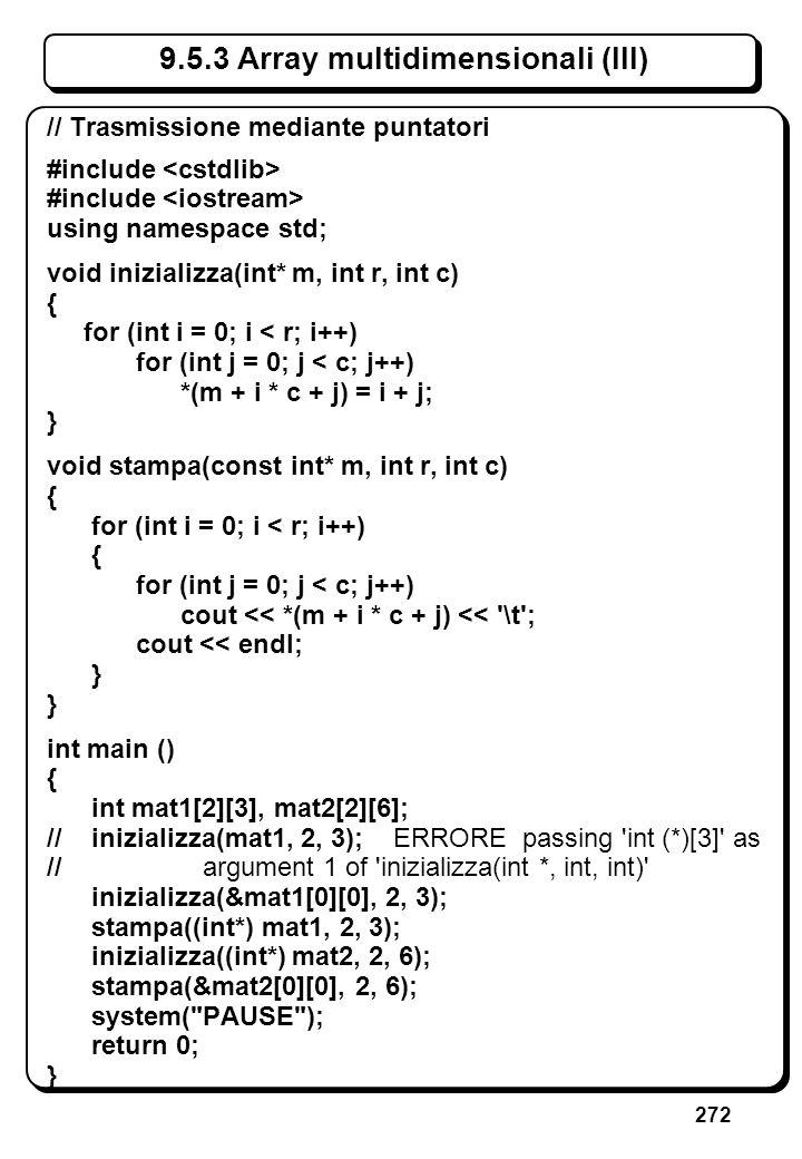 7.9 Funzioni ricorsive (II)