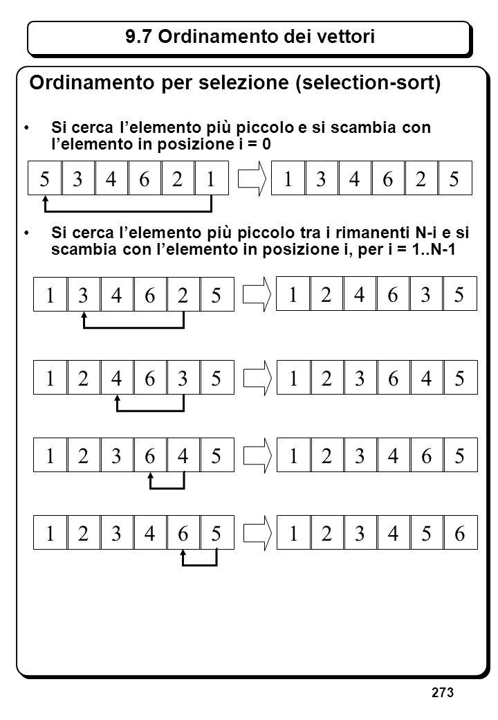 7.9 Funzioni ricorsive (III)