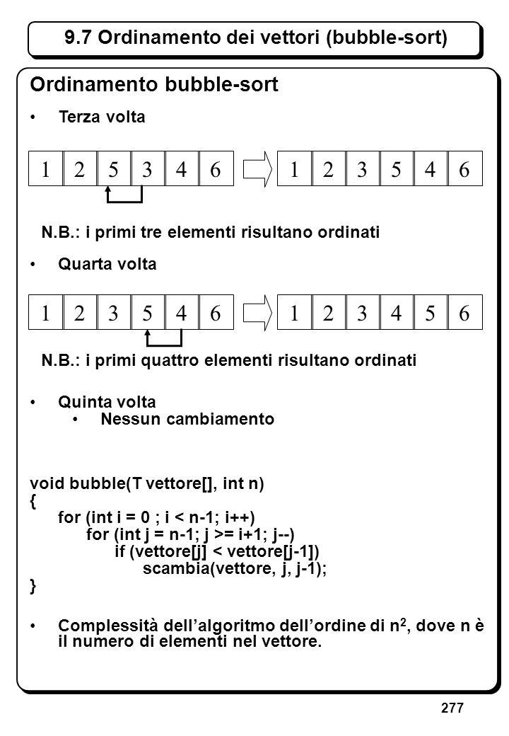 7.9 Funzioni ricorsive (VII)