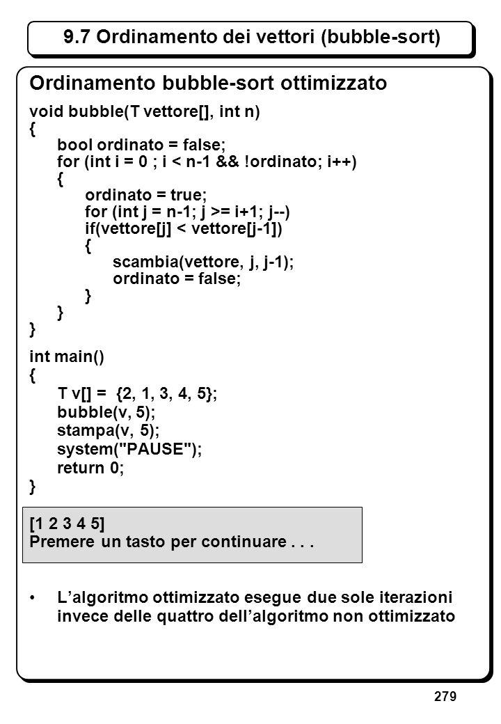 3.11 Libreria standard cstdlib cctype abs(n) valore assoluto di n;