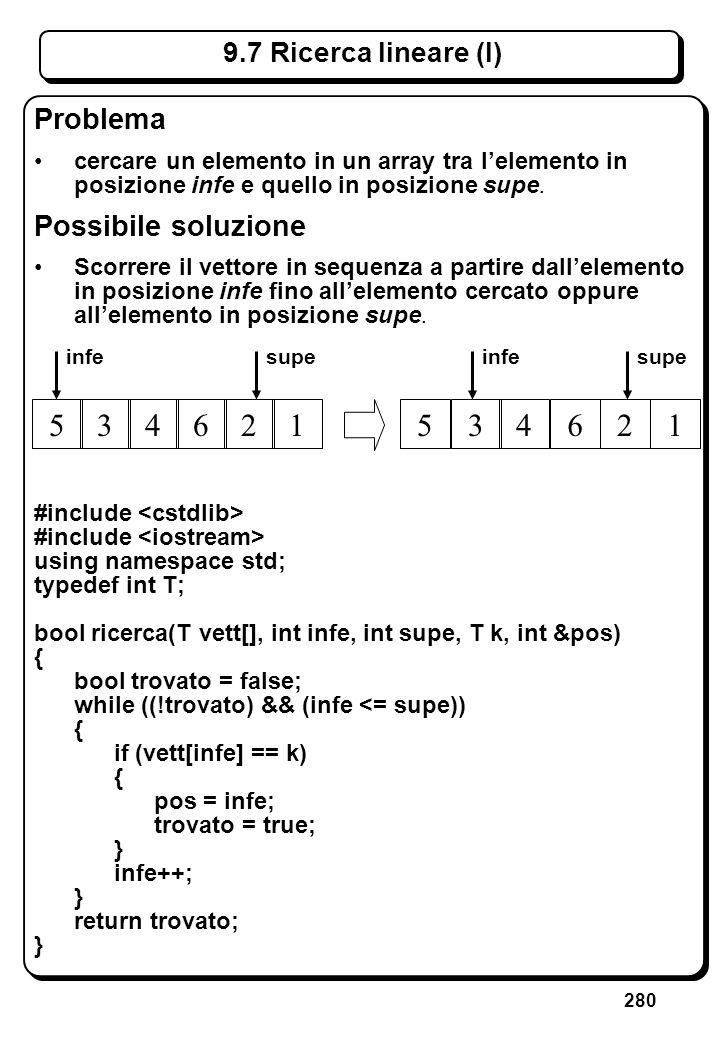 3.11 Libreria standard cmath funzioni trigonometriche (x è un double)