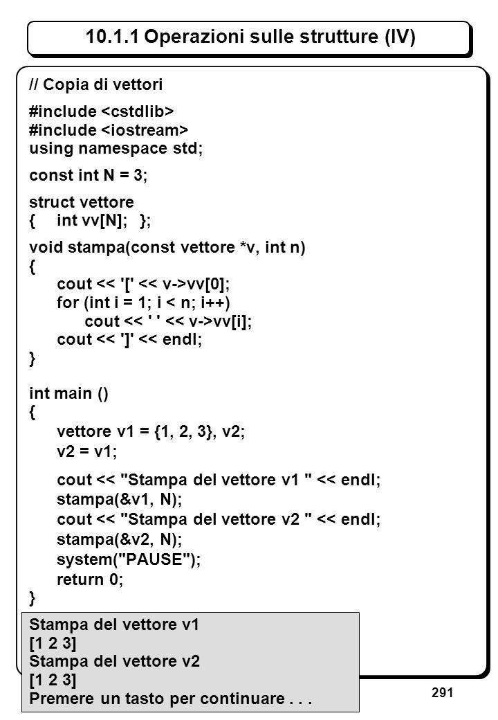 8.2.3 Riferimenti risultato di funzioni (III)
