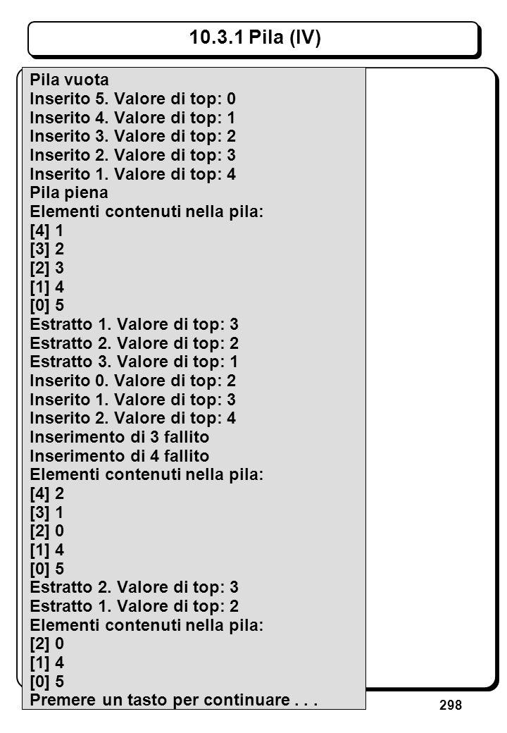 8.3 Puntatori (IV) // Puntatori allo stesso oggetto