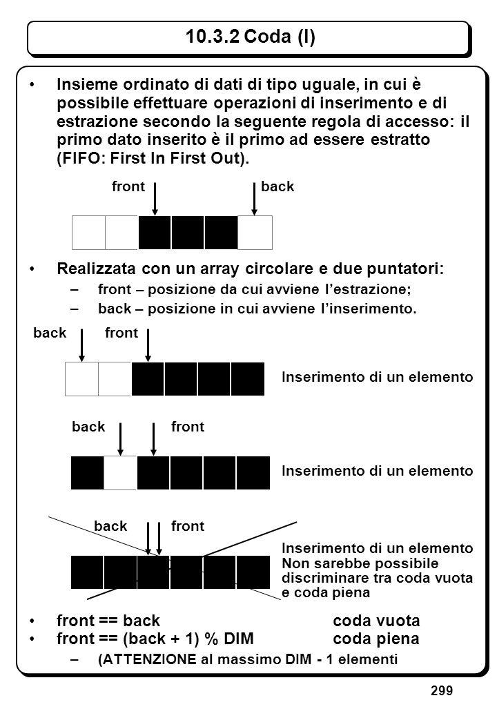 8.3 Puntatori (V) // Puntatori a costanti #include <cstdlib>