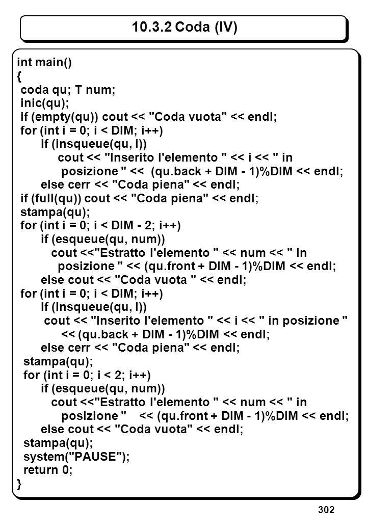 8.3 Puntatori (VIII) // Puntatori nulli #include <cstdlib>