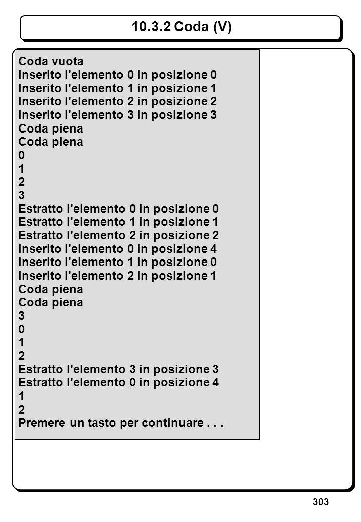 8.3 Operazioni sui puntatori (I)