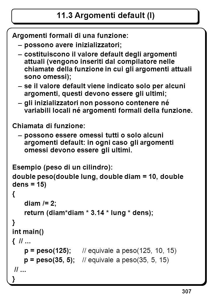8.3.4 Puntatori come risultato di funzioni (I)