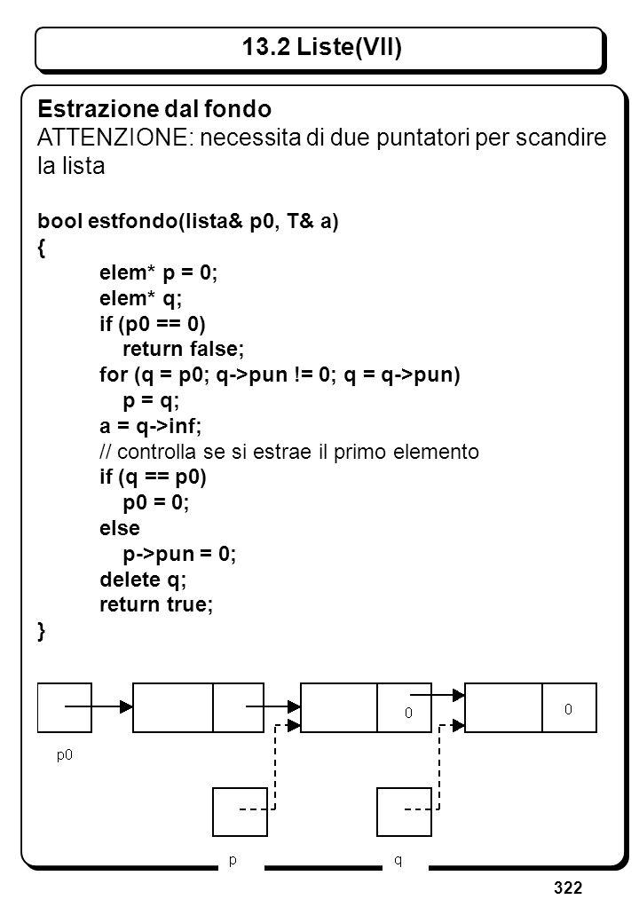 9.3 Stringhe (I) Stringa: Sequenza di caratteri.