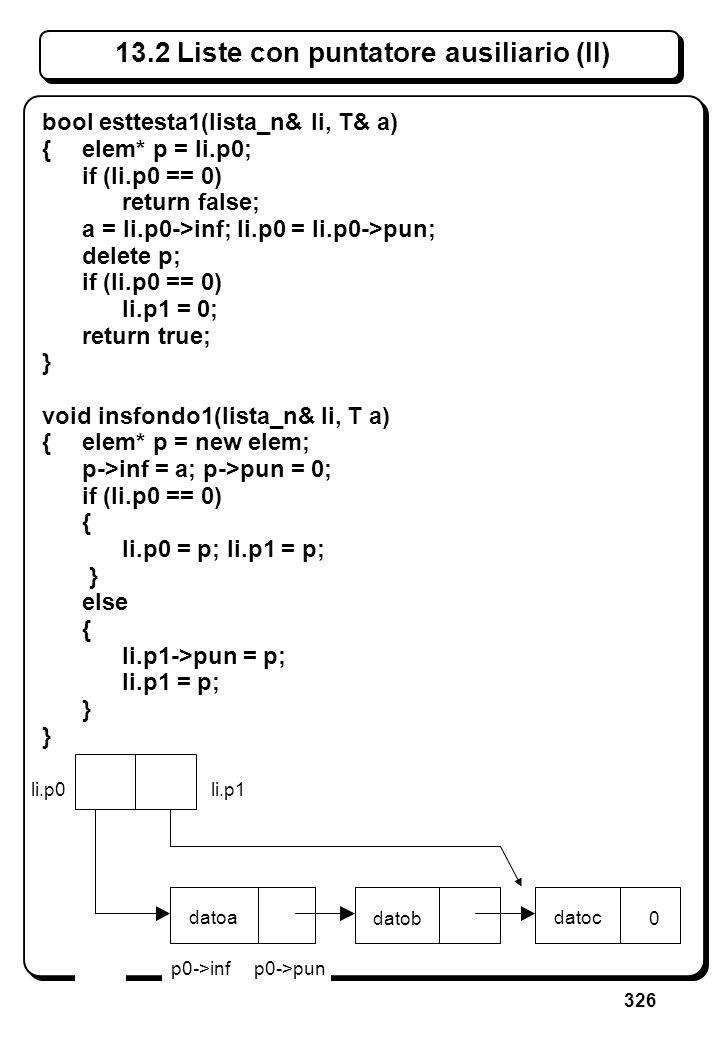 9.6 Funzioni di libreria sulle stringhe (I)