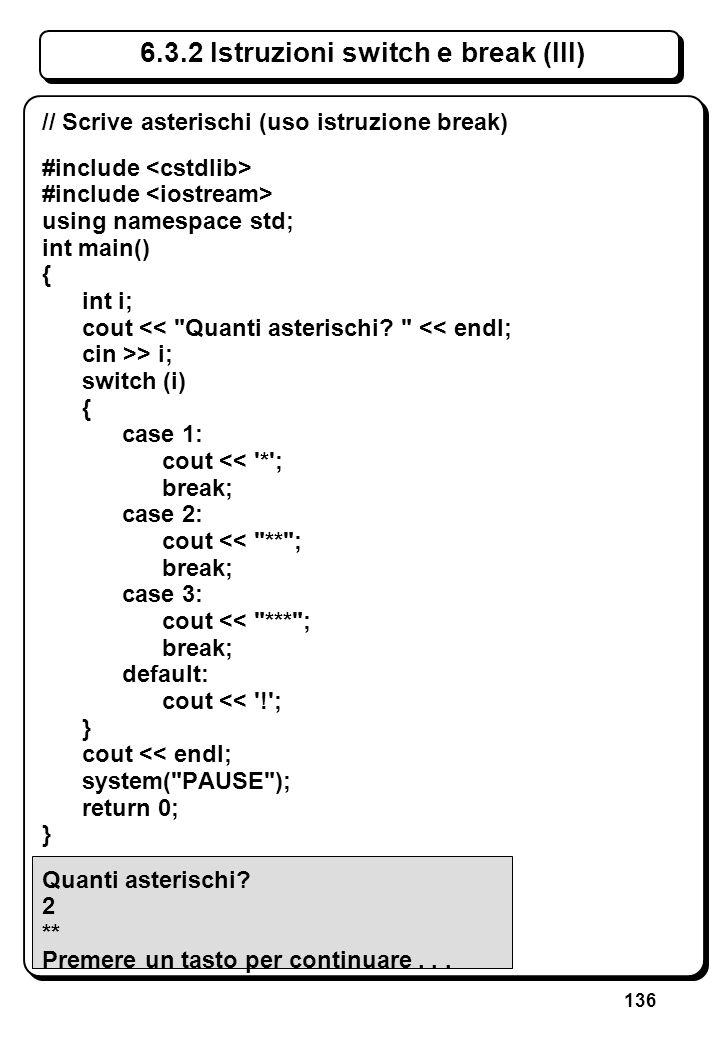 2.1 Metalinguaggio per il C++ (I)