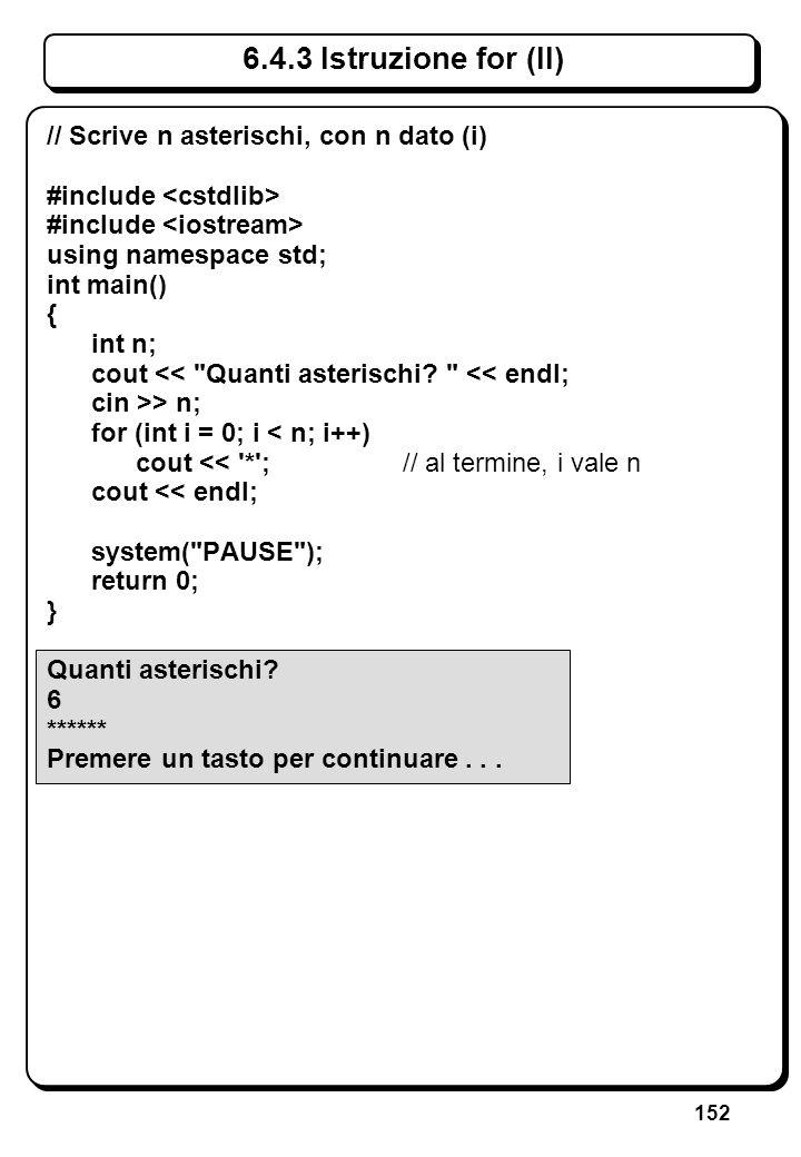 3.2 Tipi del C++ Tipi: Tipi fondamentali Tipi derivati