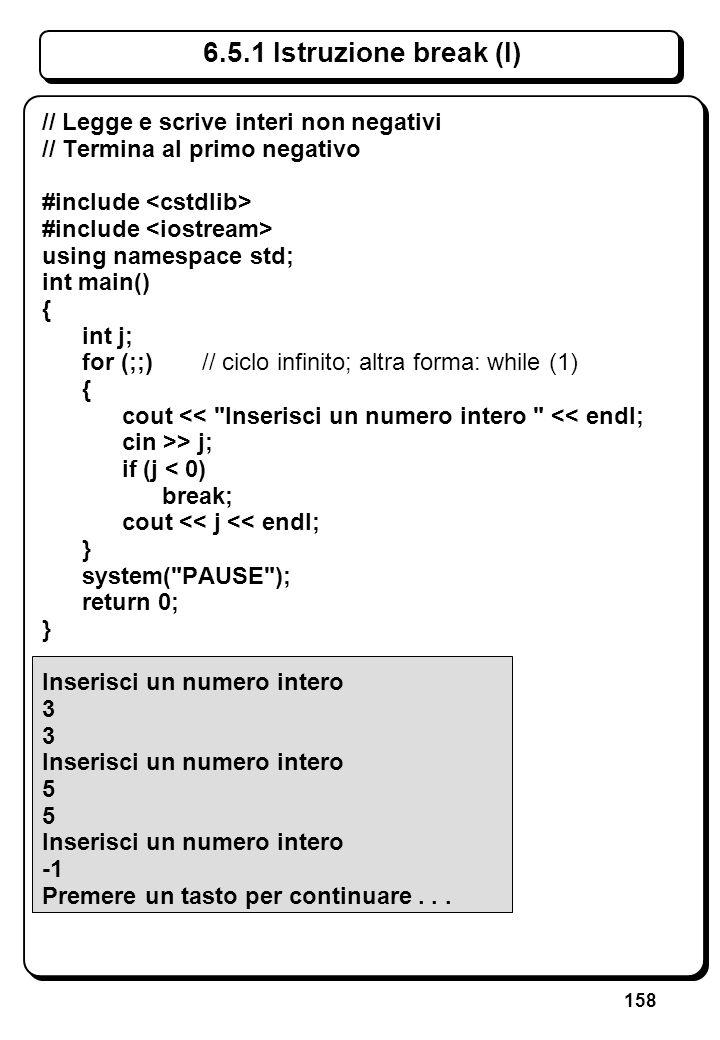 3.3.1 Tipo unsigned (II) Operatori bit a bit: Osservazioni: