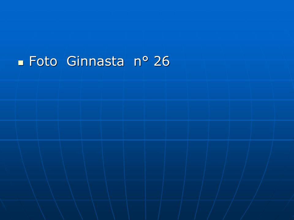 Foto Ginnasta n° 26