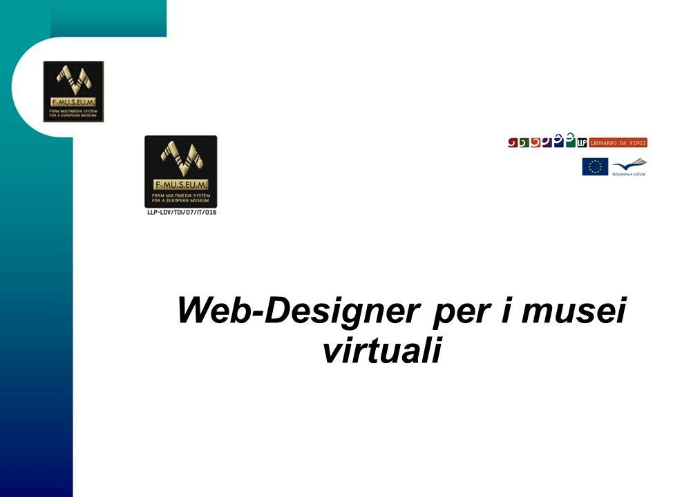 Web-Designer per i musei virtuali