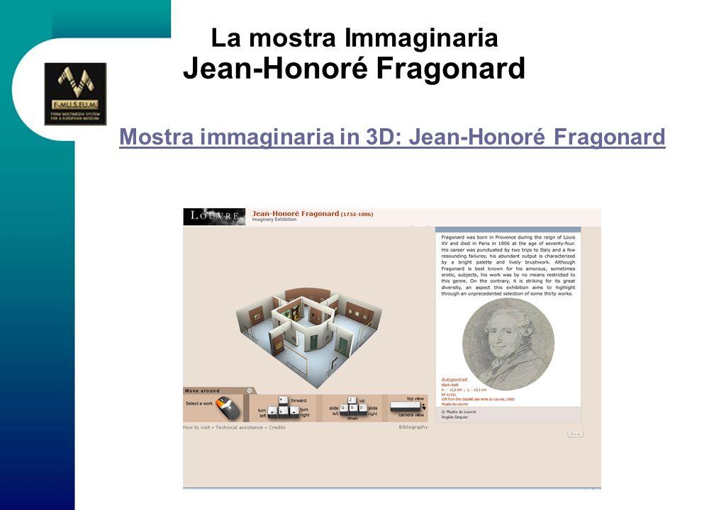 La mostra Immaginaria Jean-Honoré Fragonard