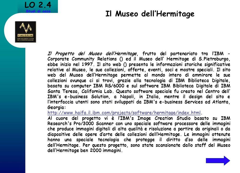 Il Museo dell'Hermitage