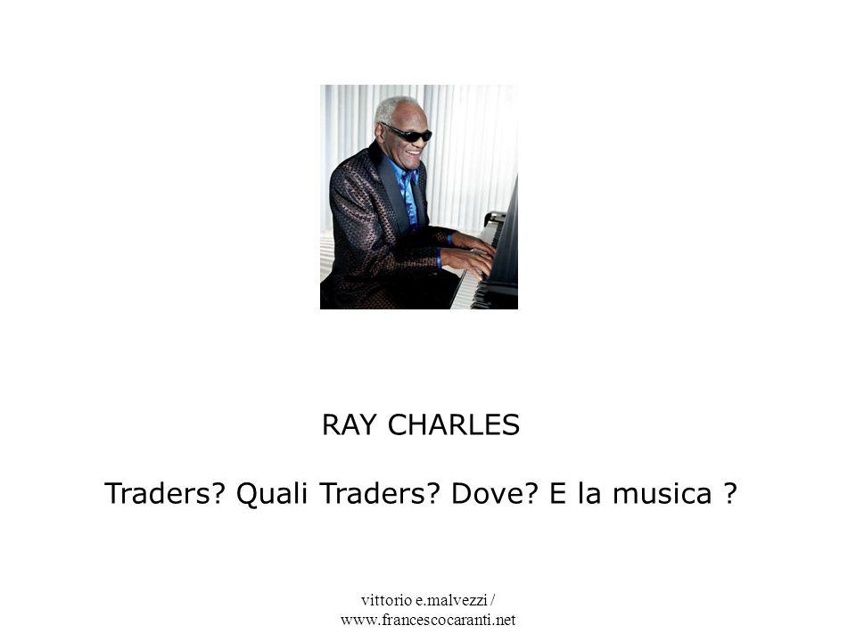 Traders Quali Traders Dove E la musica