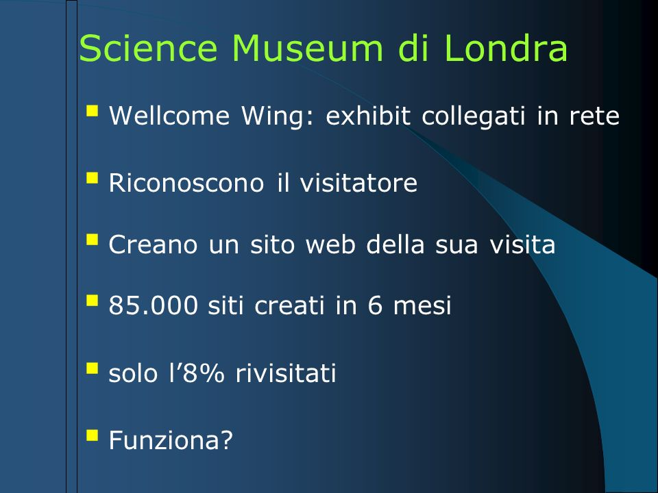 Science Museum di Londra
