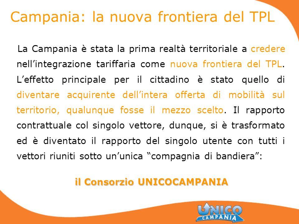 Campania: la nuova frontiera del TPL