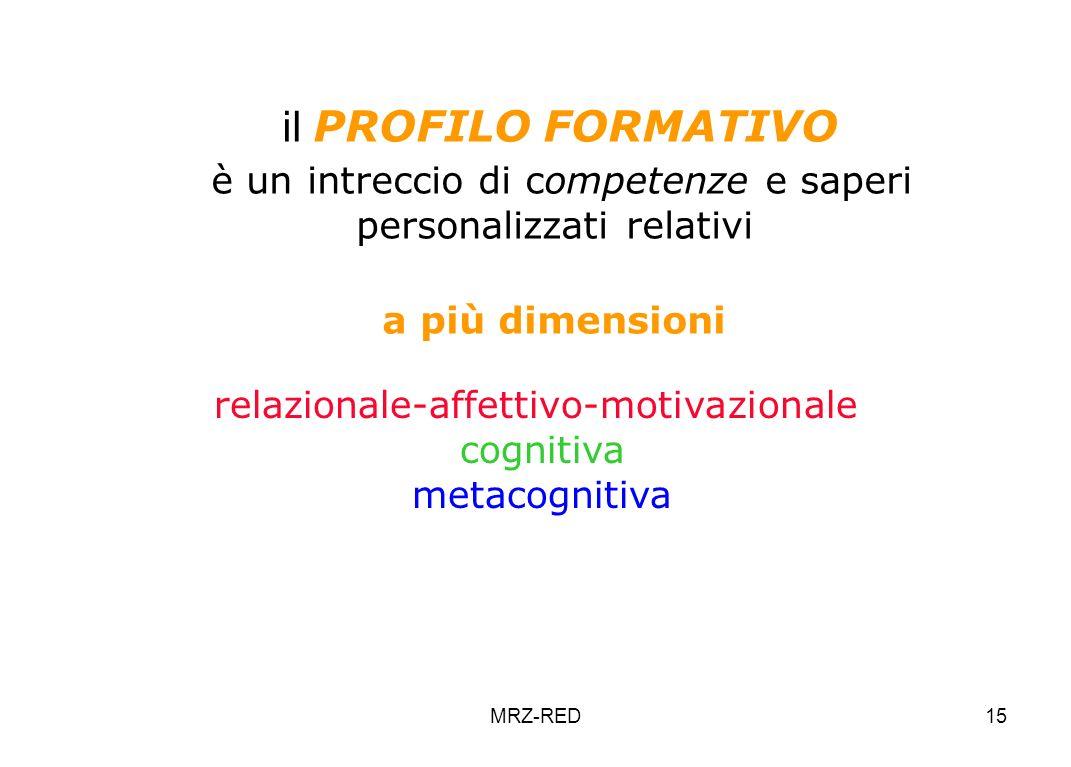 relazionale-affettivo-motivazionale