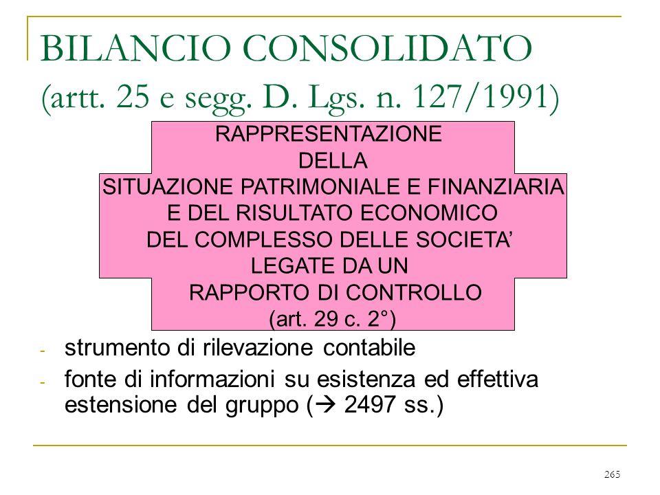 3) NOTA INTEGRATIVA (art. 2427)