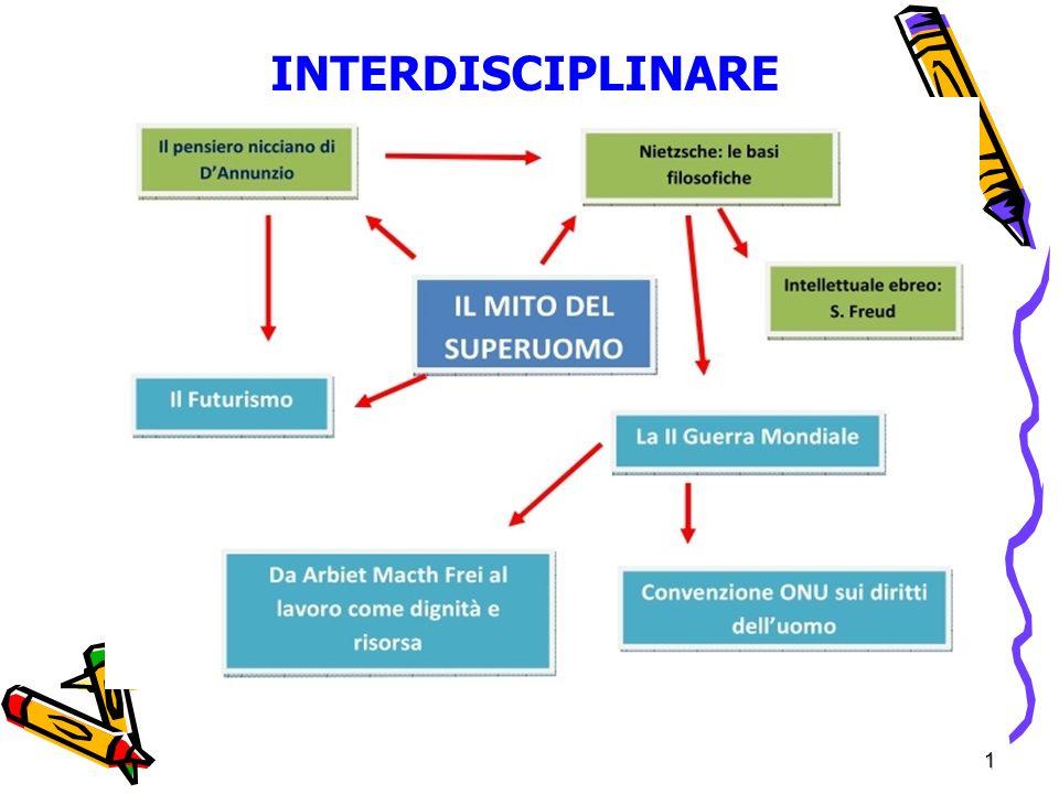 INTERDISCIPLINARE 1