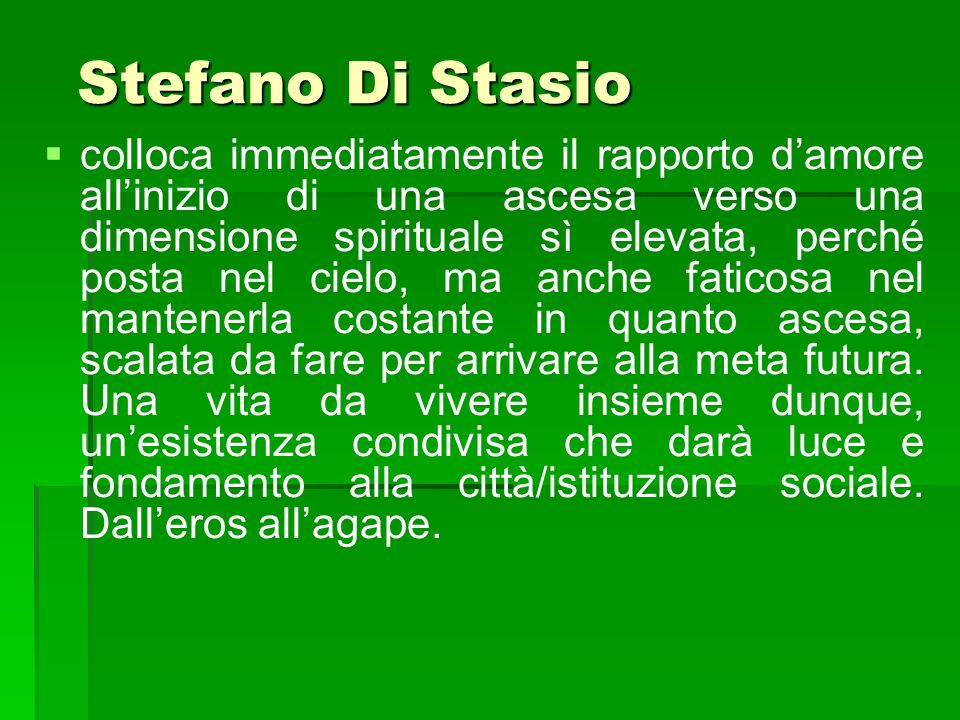 Stefano Di Stasio