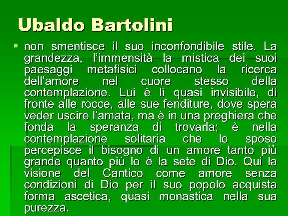Ubaldo Bartolini