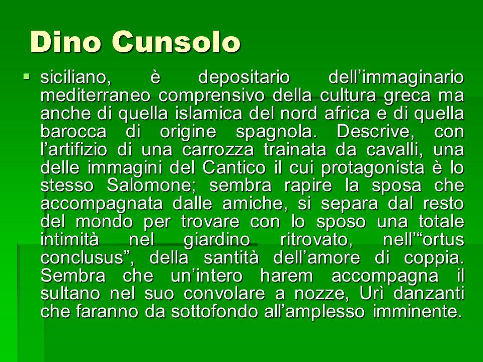 Dino Cunsolo