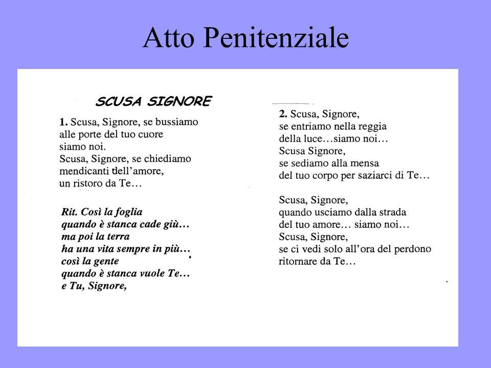 Atto Penitenziale