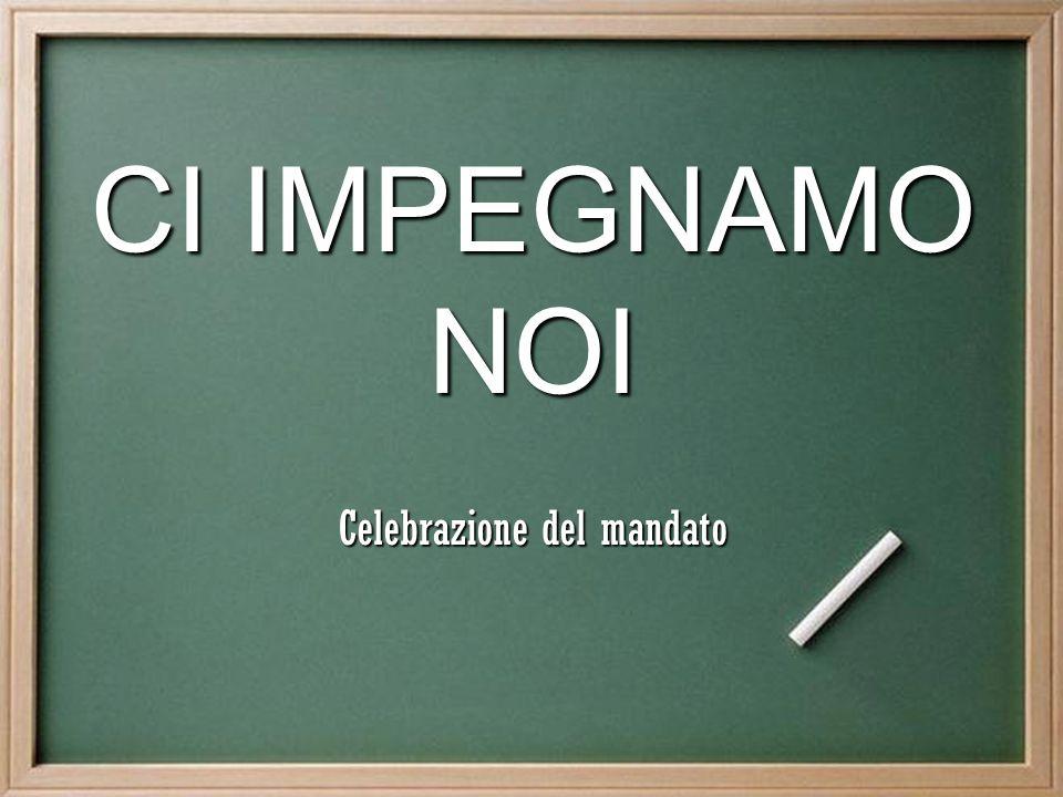 Celebrazione del mandato