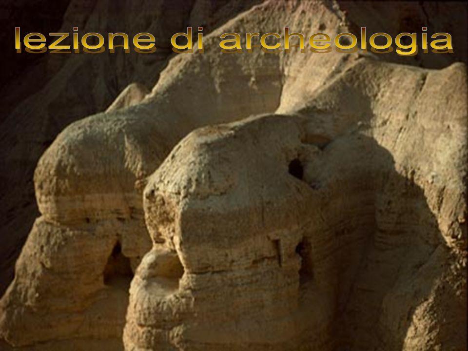 lezione di archeologia