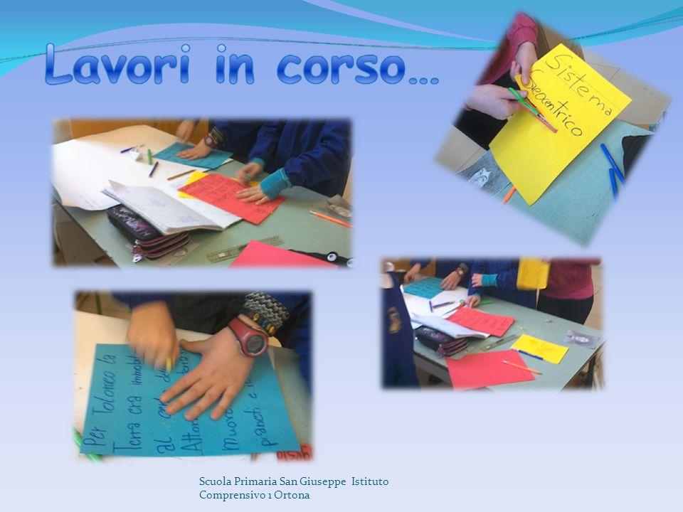 Scuola Primaria San Giuseppe Istituto Comprensivo 1 Ortona