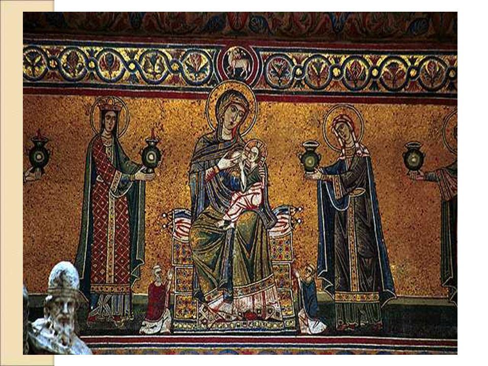 XIII Cavallini s. maria in trastevere roma