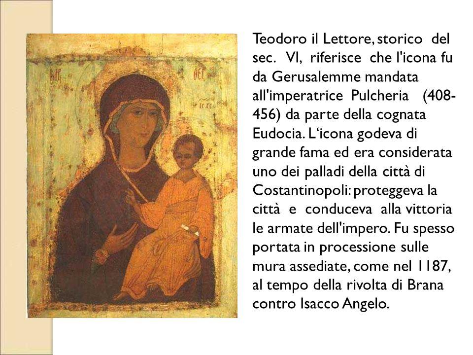 Teodoro il Lettore, storico del sec