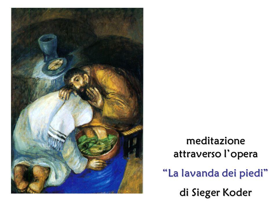 meditazione attraverso l'opera