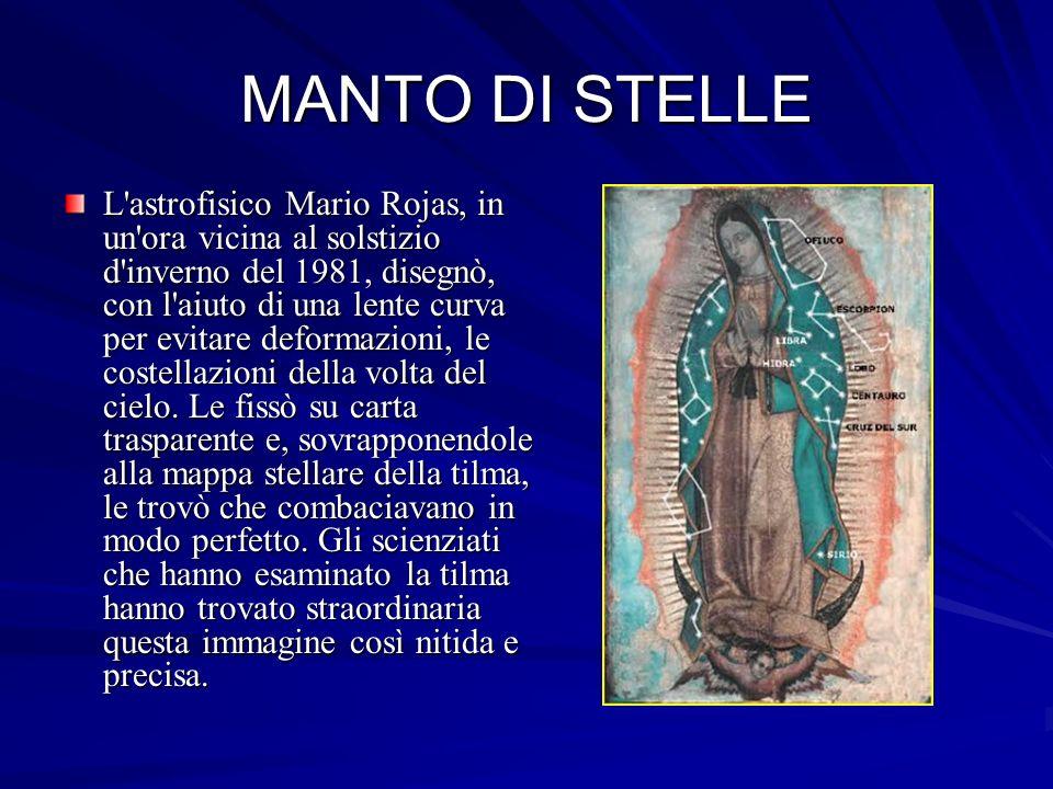 MANTO DI STELLE