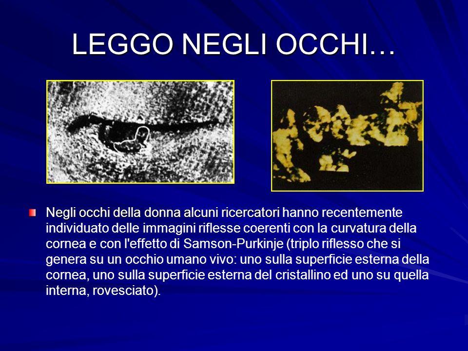 LEGGO NEGLI OCCHI…