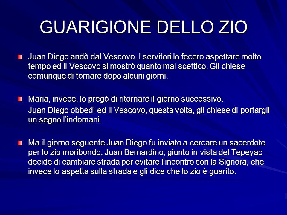 GUARIGIONE DELLO ZIO