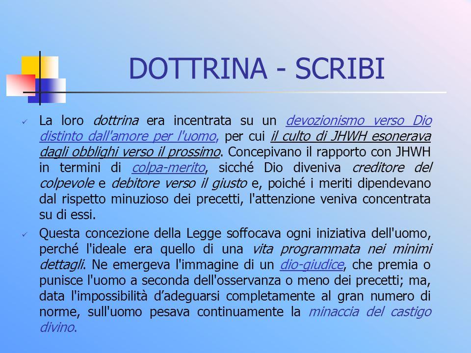 DOTTRINA - SCRIBI