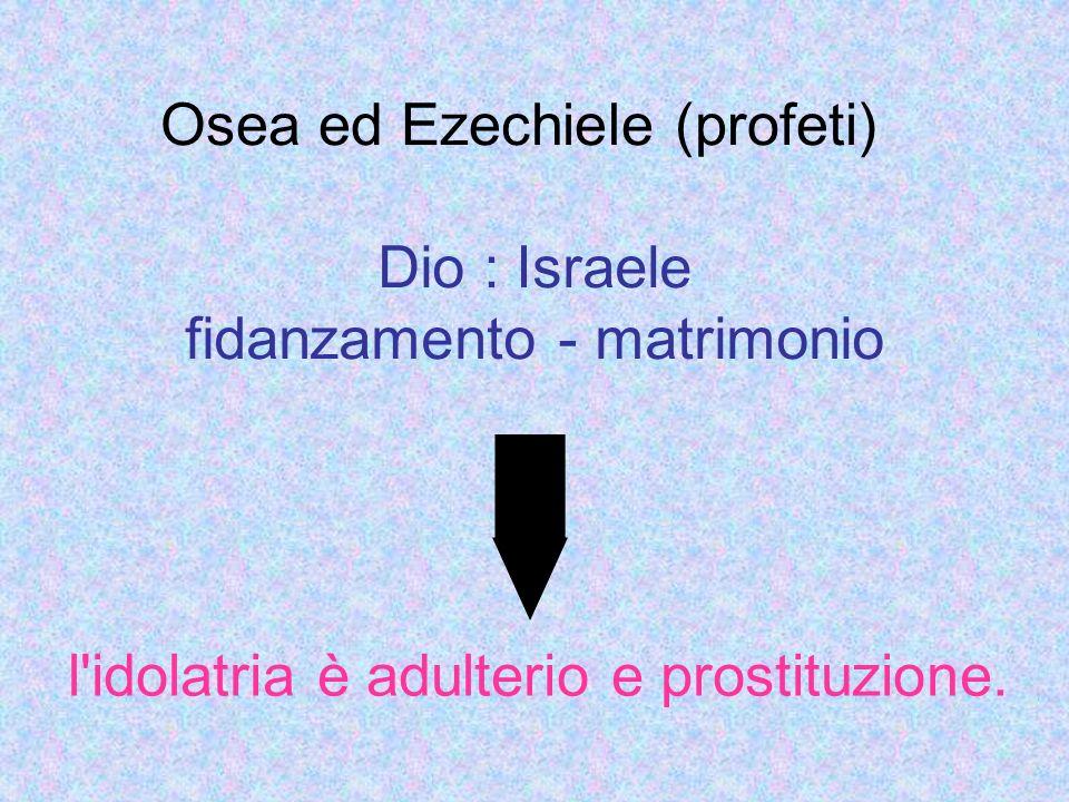 Osea ed Ezechiele (profeti)