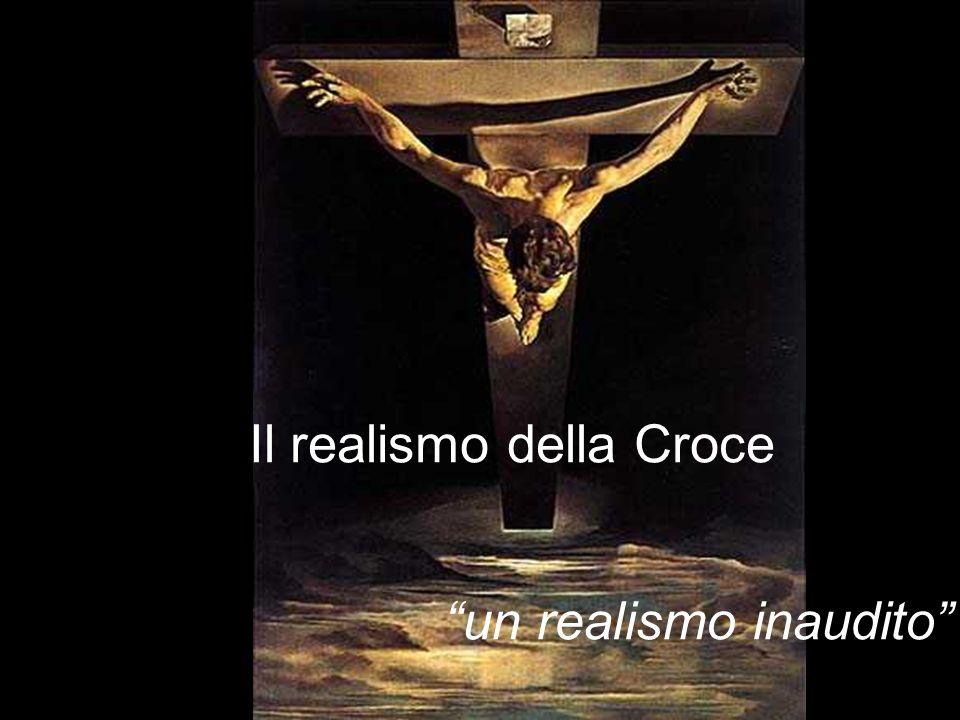 Il realismo della Croce