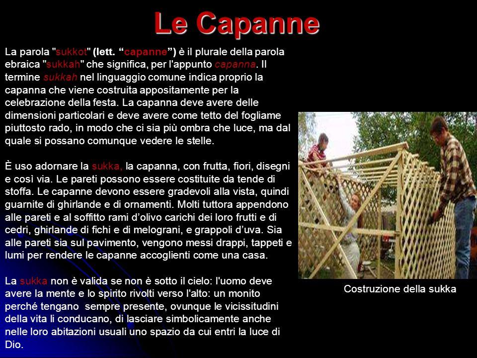 Le Capanne