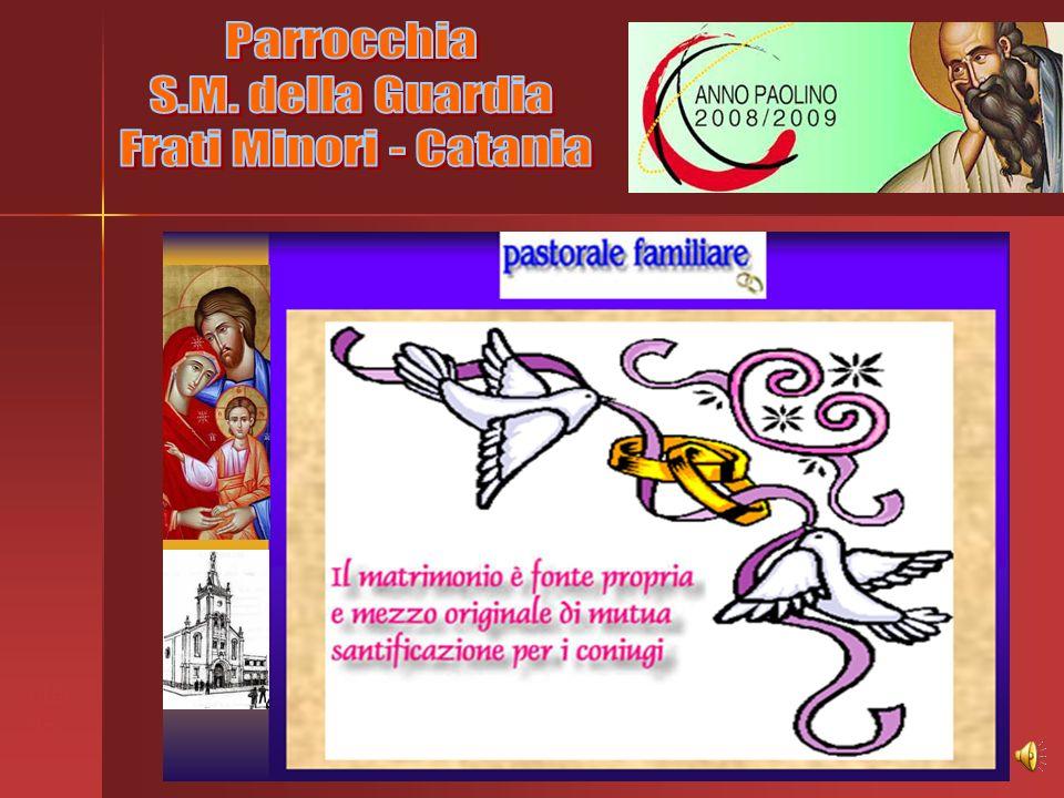 INNO ALLA CARITA Parrocchia S.M. della Guardia Frati Minori - Catania