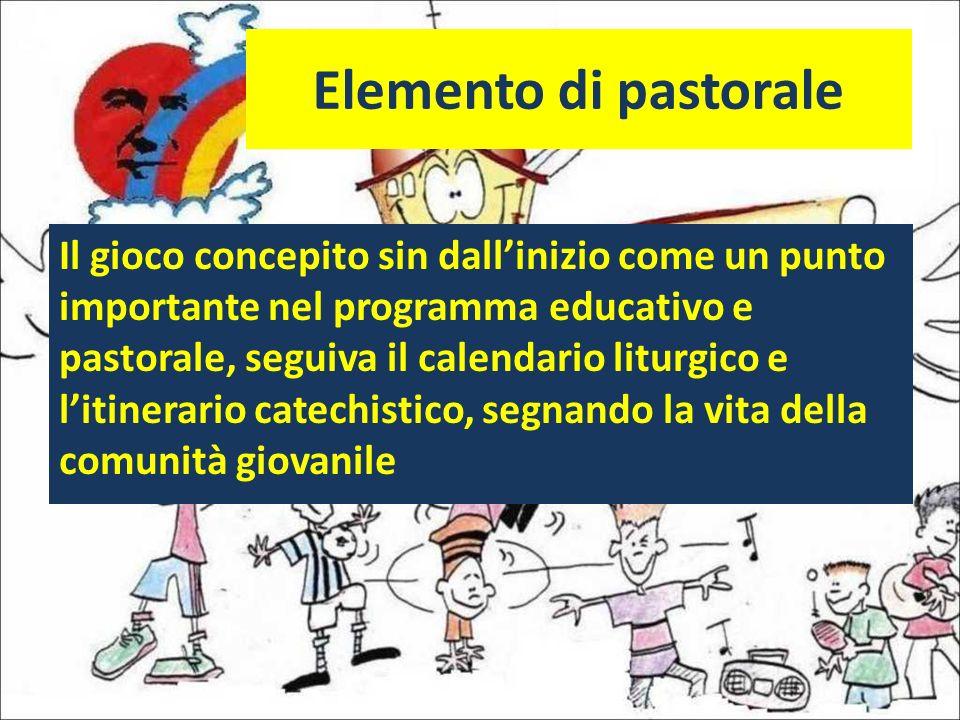 Elemento di pastorale